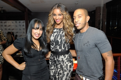 Who is ludacris dating now