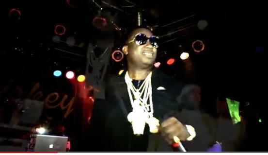 Gucci Mane in Macon
