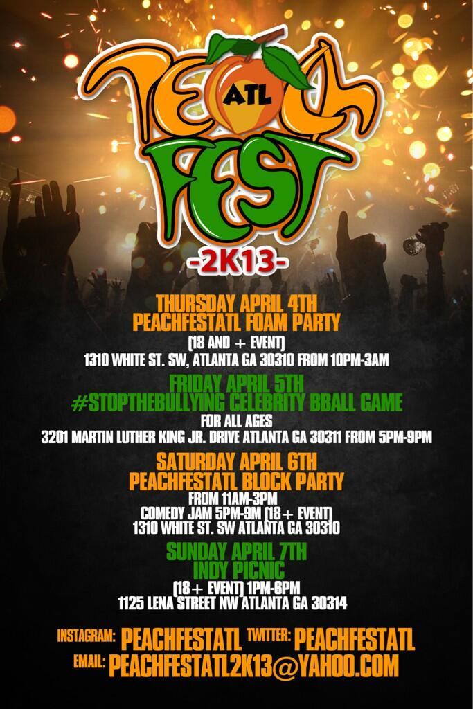 Peach Fest ATL