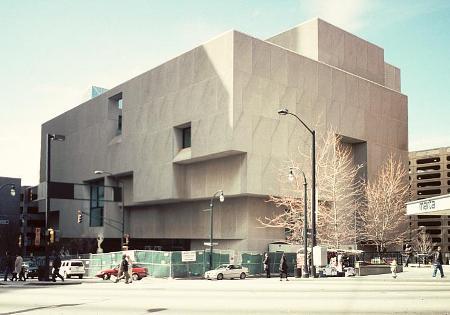 Atlanta Fulton Library