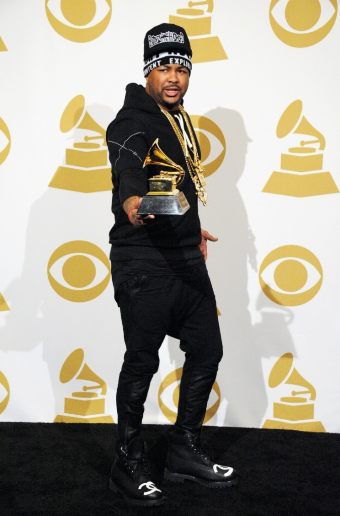 The-Dream's Grammy