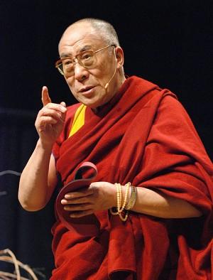 Dalai Lama Speaking in Atlanta