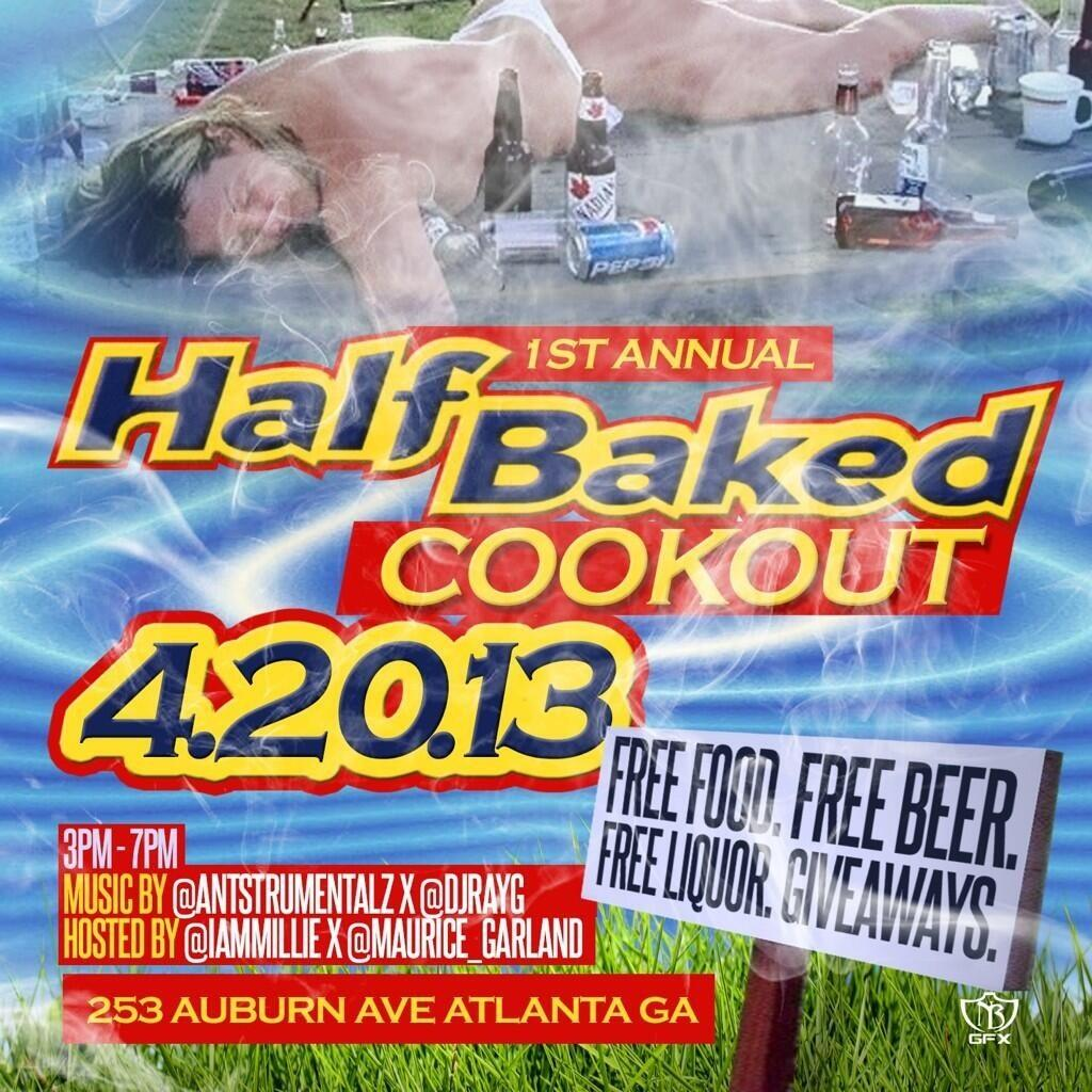 Half Baked Cookout