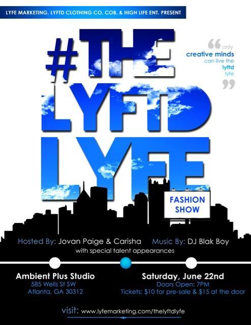 #TheLyftedLyfe
