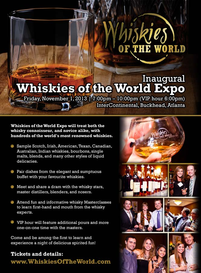Whiskies of the World Atlanta
