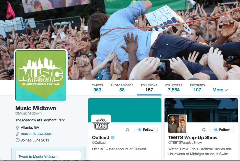 Music Midtown Twitter