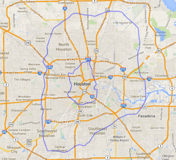 How Big is Atlanta World Cities That Fit Inside Atlantas Perimeter