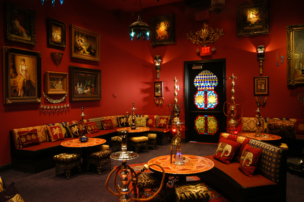 Restaurant Decor Atlanta : Hookah spots to check out in atlanta
