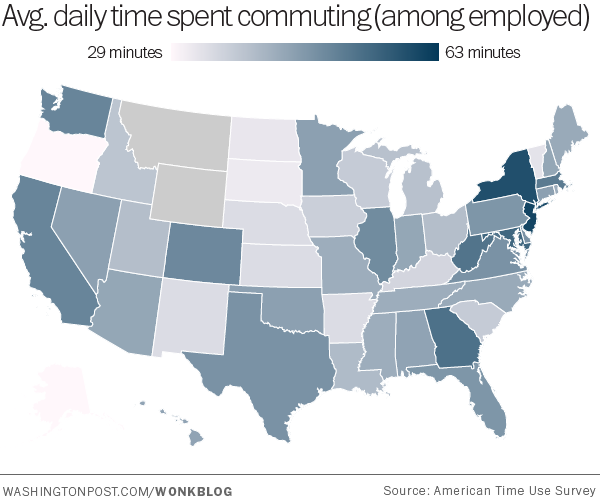 time_commuting