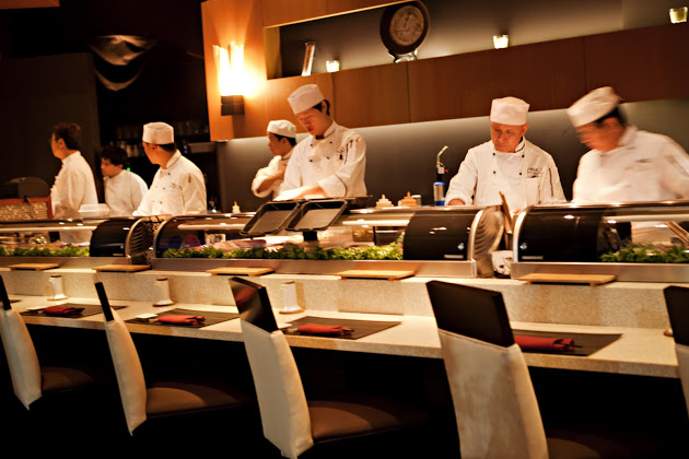 9 best sushi spots in atlanta for Modern house sushi 9 deler sett