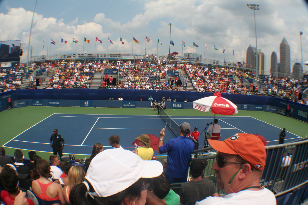 The 2014 BB&T Atlanta Open starts its annual run on July 19 at Atlantic Station