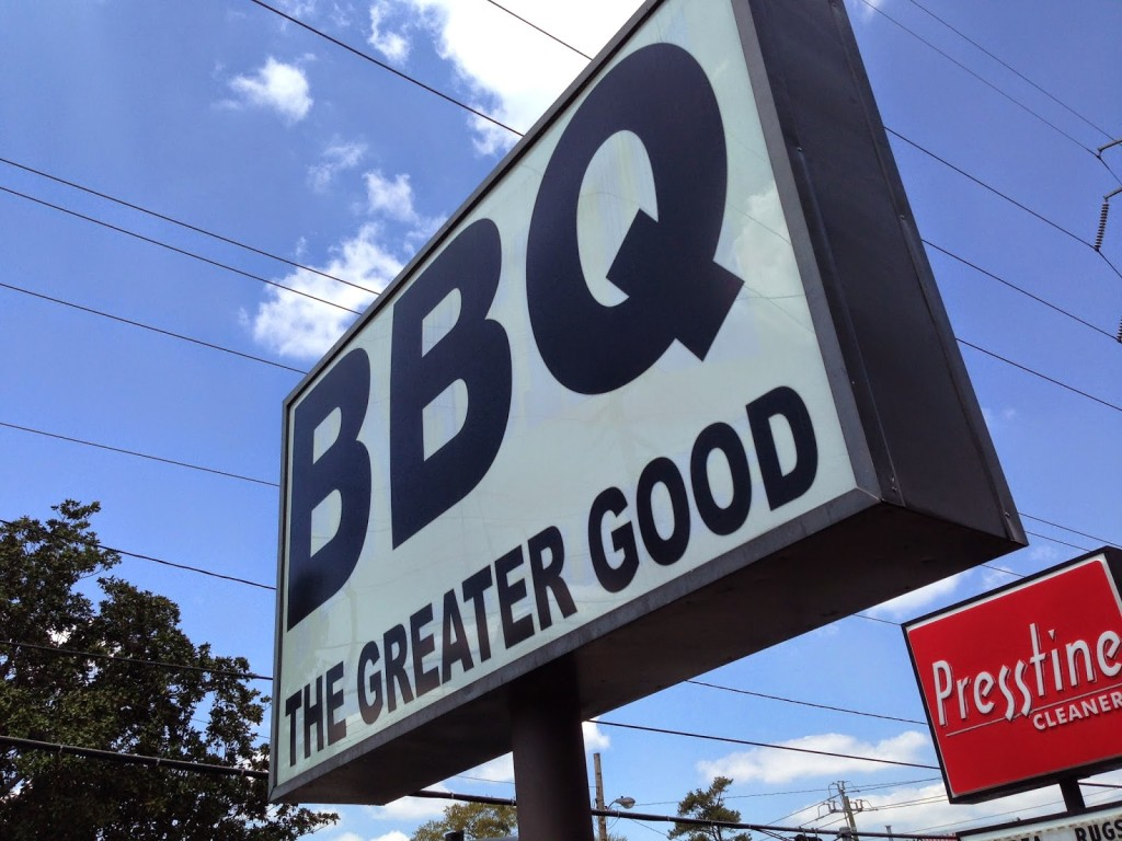 Greater Good BBQ