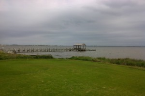Nags Head Golf Links in The Outer Banks