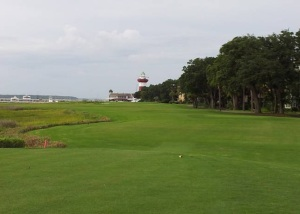 The 18th at Harbour Town
