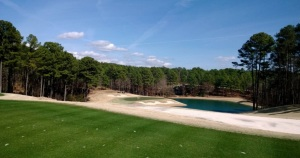 The Great Waters course at Reynolds Plantation