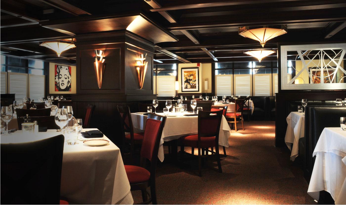 Great dating restaurants on west side la