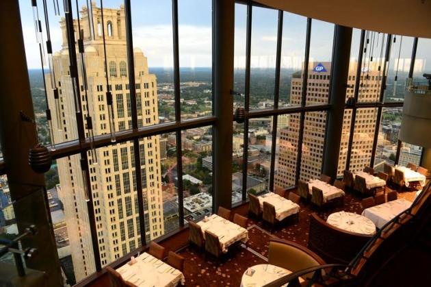 12 Best Restaurants To Take A Date In Atlanta 2016