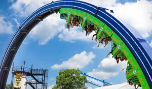 Six Flag's Joker Coaster is coming in 2015