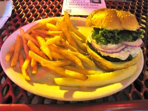 Original Vortex Burger