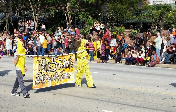 Little Five Points Halloween Parade and Festival