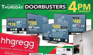 hhgregg's 2014 Black Friday ad