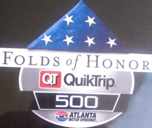 The Atlanta NASCAR Race gets a name and two title sponsors