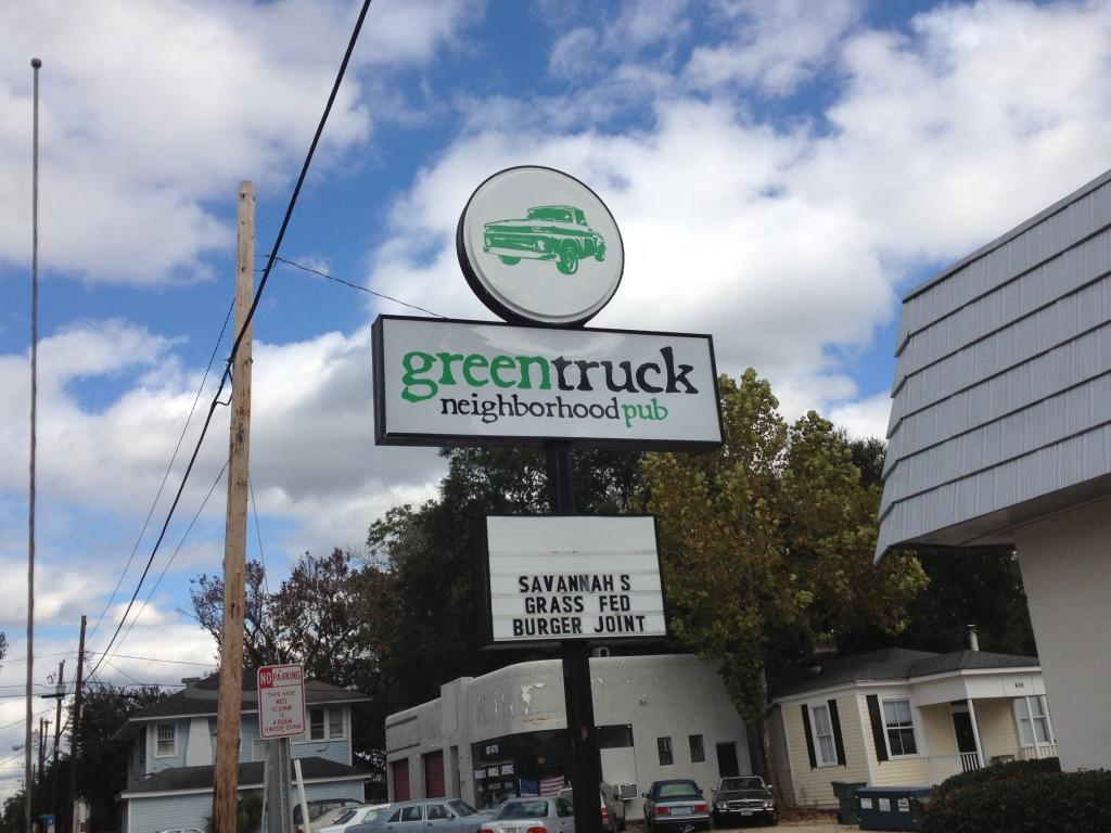 green-truck-pub-1
