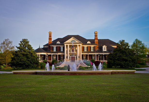 Georgia home ranks top 25 largest mansion in us gafollowers for Largest houses in the us