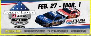 Big NASCAR weekend coming up at Atlanta Motor Speedway