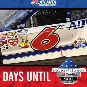 Following the Daytona 500, the NASCAR world now comes to Atlanta