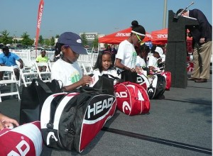 USTA distributes grants to the Atlanta area