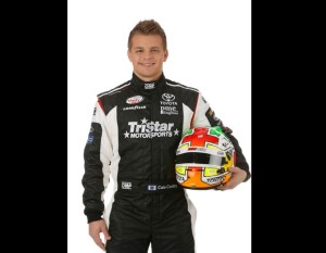 Cale Conley will be racing in the Xfinity Series at Atlanta Motor Speedway