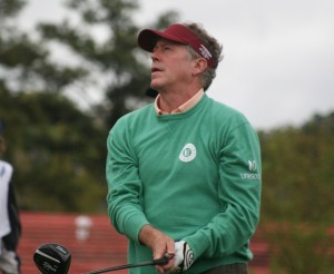 Champions Tour golfer, Michael Allen tees it up in Gwinnett