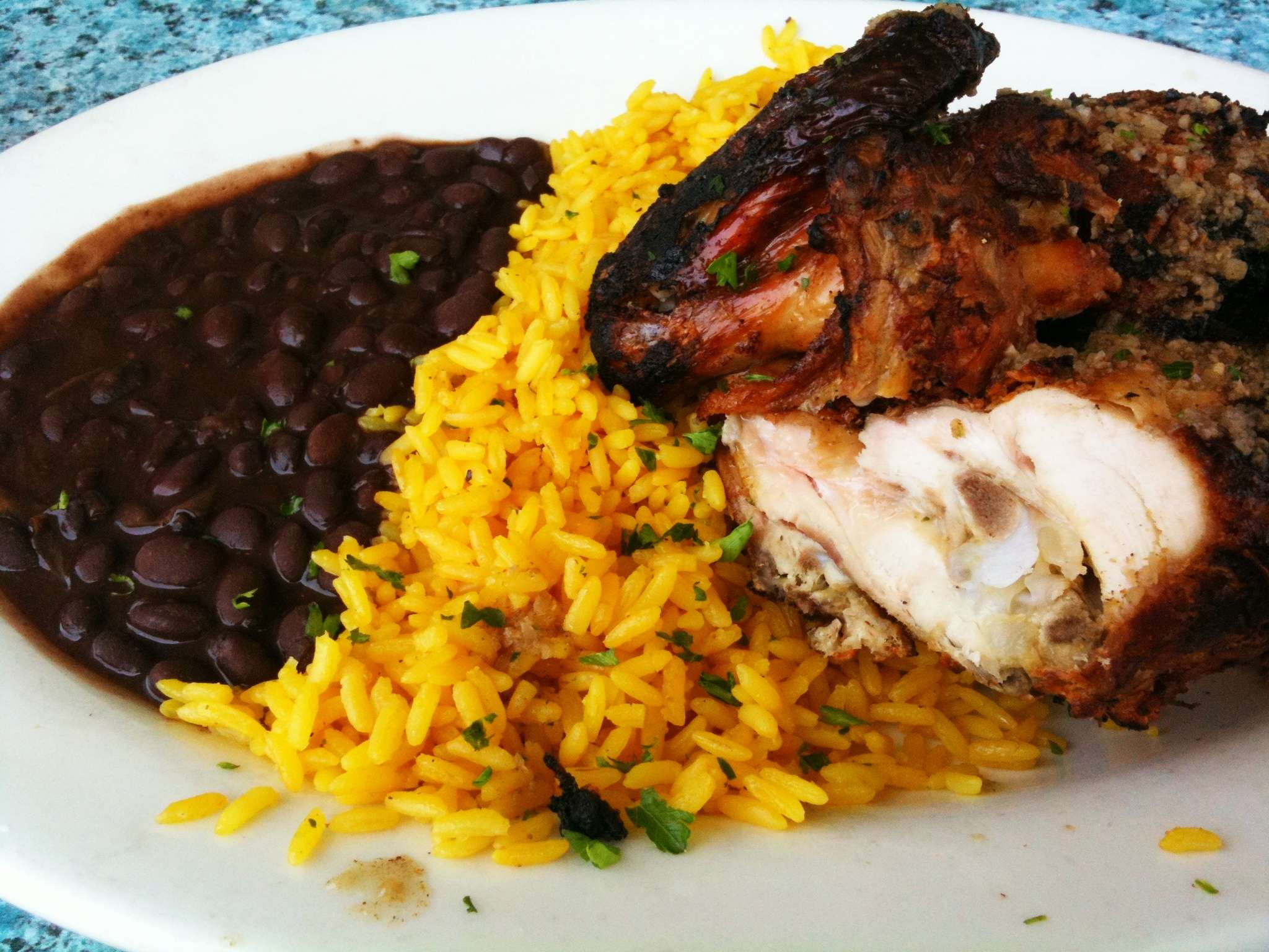 cuban cuisine Havana 1957 combines the flavors of traditional cuban cuisine with the enchantment and sophistication of havana in the 1950's.