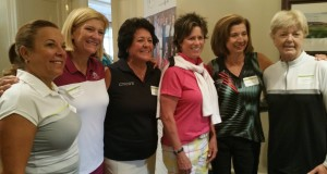 The legends of women's golf were in Atlanta this week for a good cause