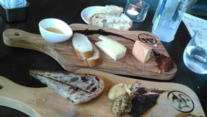 Try the cheeses at Saltwood