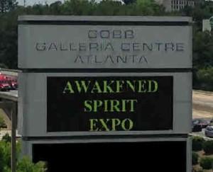 May 30-31 it's the Awakened Spirit Expo