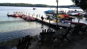 Beautiful Elkhart lake