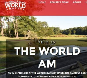 The 2015 Myrtle Beach World Amateur