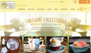 Kitchen accessories and more for your dinner table at Catherine's Table