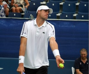 John Isner is playing in this week's BB&T Atlanta Open