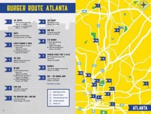 Hellmann's Burger Run in Atlanta