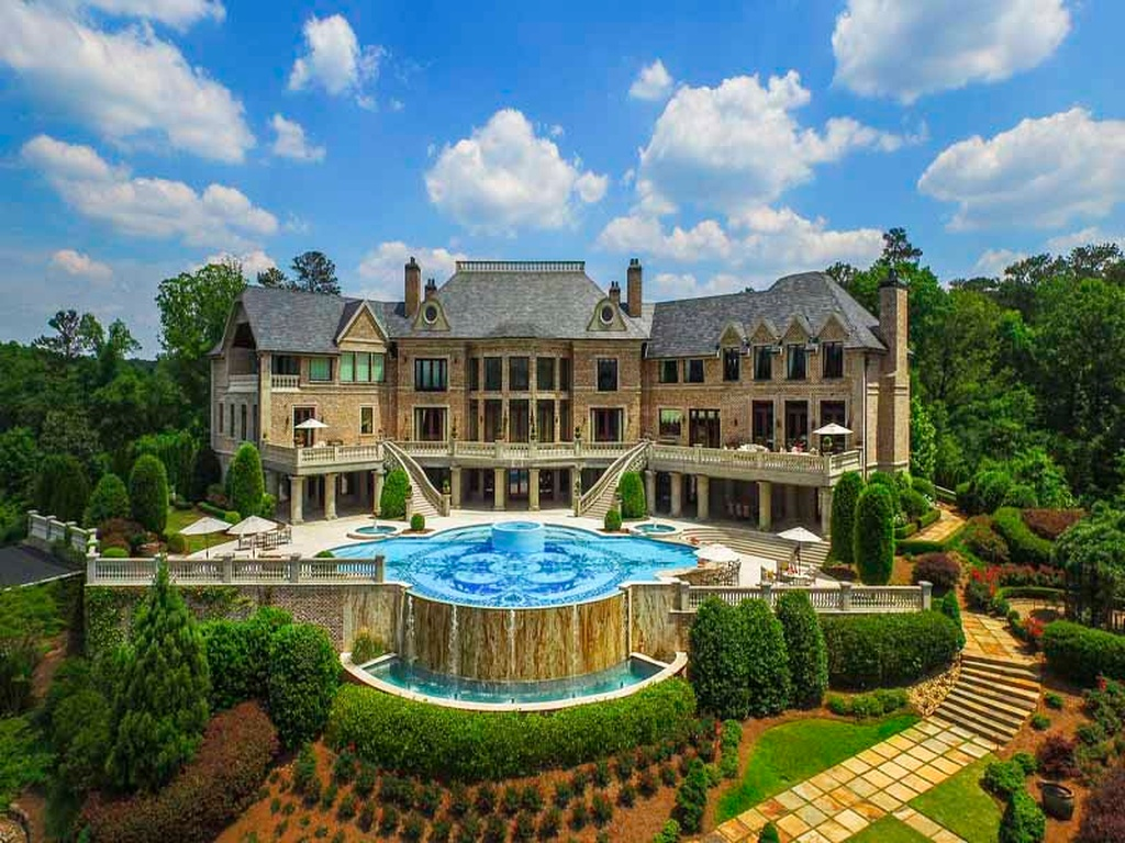 the 10 most expensive homes in georgia gafollowers