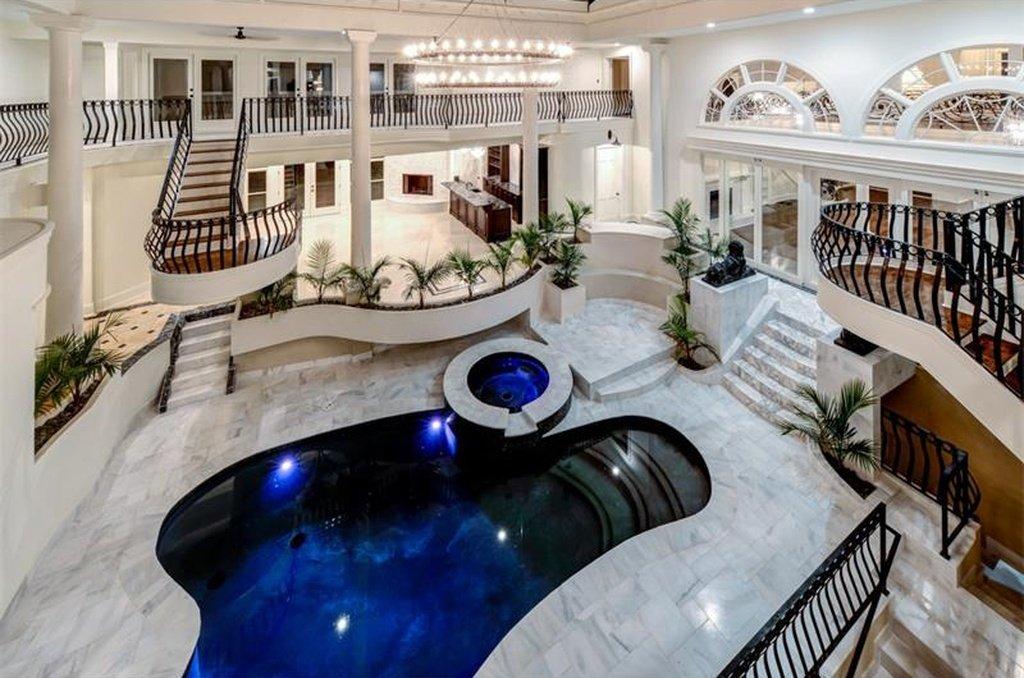 Insane Buckhead Mansion Goes On Market For 2 9 Million