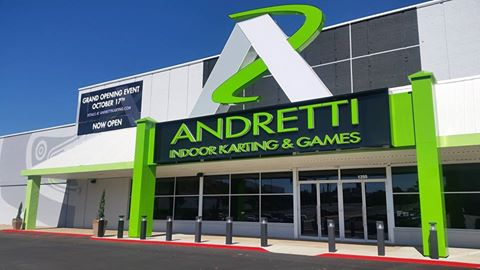 Andretti Indoor Karting & Games - Marietta - 2020 All You ...