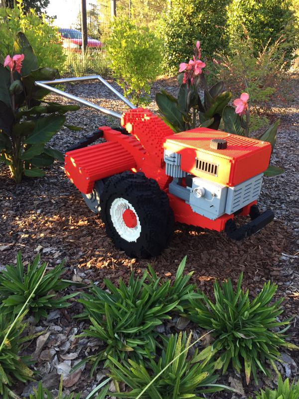 Atlanta Botanical Garden Features Lego Displays Gafollowers
