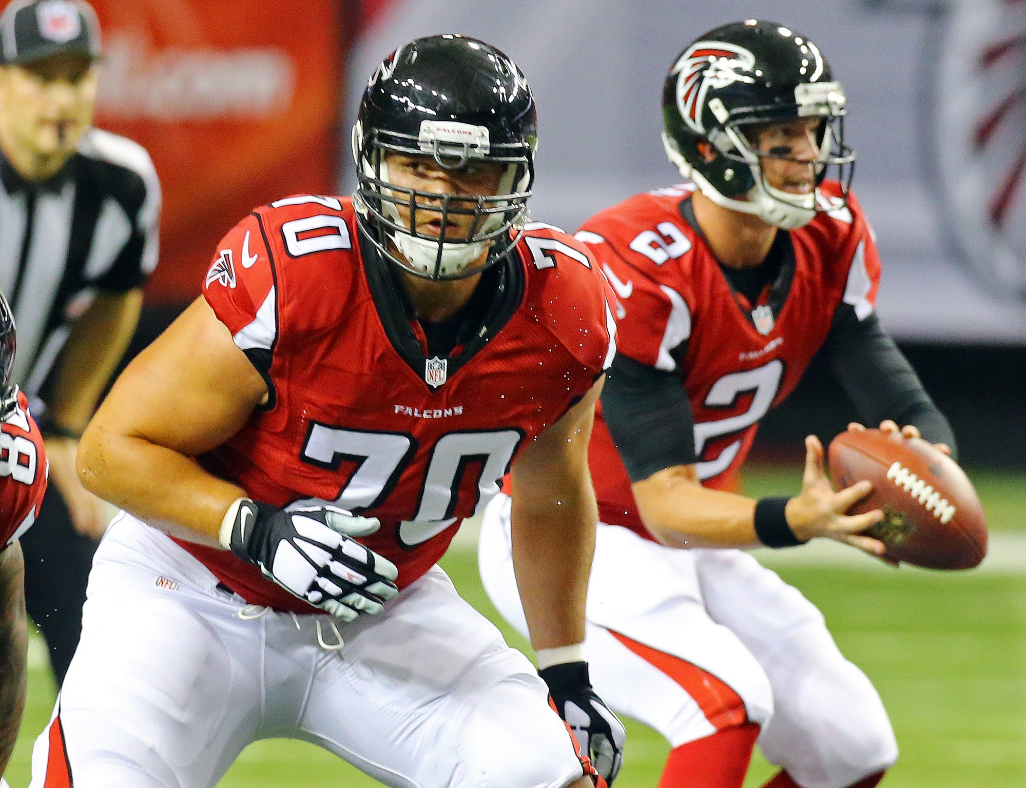 5 Atlanta Falcons players to watch against the Titans