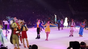 A huge cast makes Disney on Ice: 100 Years of Magic a show you shouldn't miss.