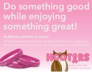 Give a Hoot for Breast Cancer Awareness