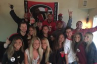 Tailgate in Athens 10.3.15